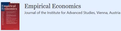 "Towards entry ""Editor for Empirical Economics"""